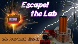 Escape Room Banner