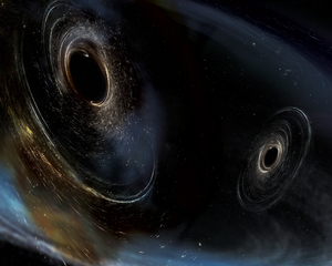 spinning black holes
