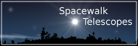 Spacewalk Telescopes